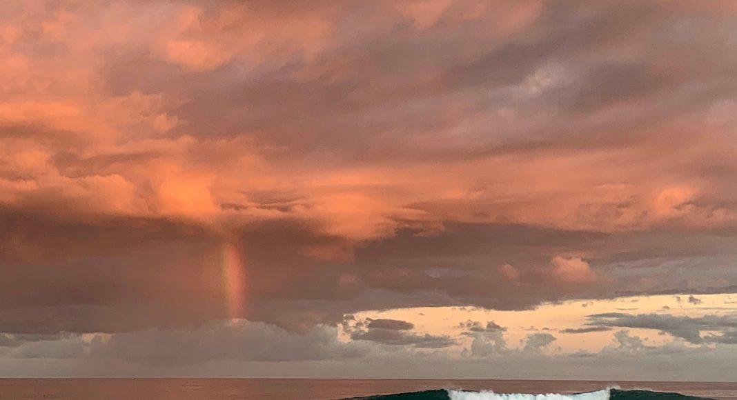 Billabong Pipe Masters 2019, North Shore de Oahu, Havaí. Foto: Fernando Iesca.