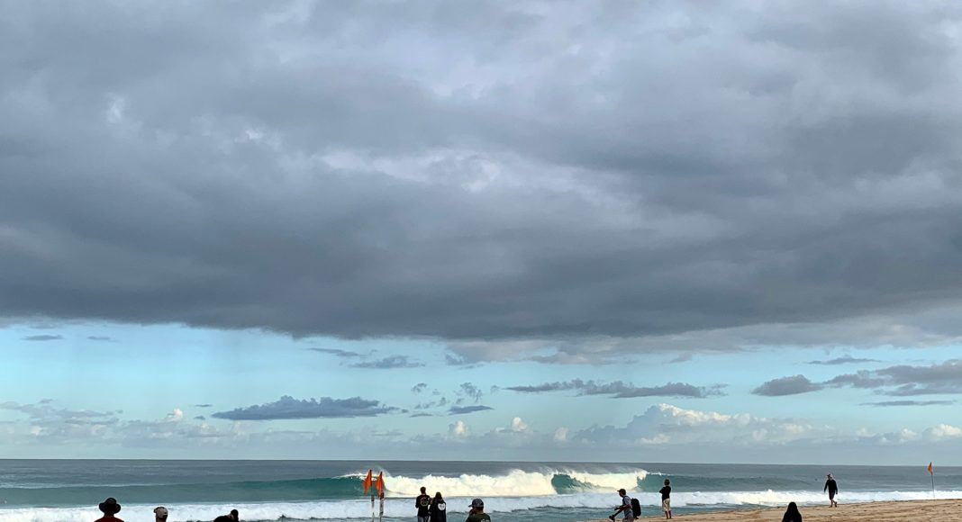 Billabong Pipe Masters 2019, North Shore de Oahu, Havaí. Foto: Fernando Iesca.