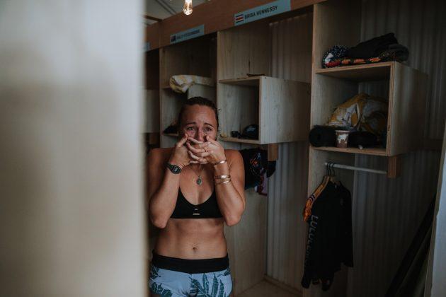 Carissa Moore, Maui Pro 2019, Honolua Bay, Havaí. Foto: WSL / Sloane.