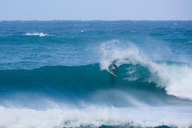 Frederico Morais, Vans World Cup of Surfing, Sunset, North Shore de Oahu, Havaí. Foto: WSL / Keoki.