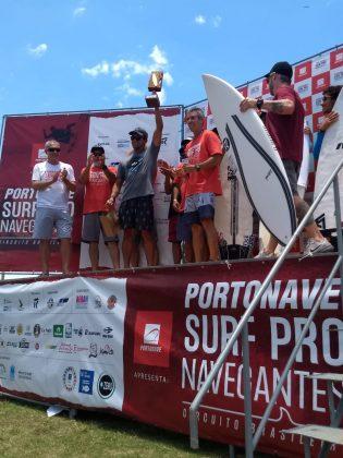 Igor Morais, Portonave Surf Pro 2019, Navegantes (SC). Foto: Divulgação.