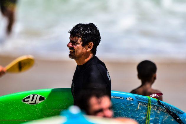 Sergio Noronha, Prainha Master 2019. Foto: Nelson Veiga.