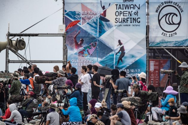 Taiwan Open World Longboard Champs. Foto: WSL / Tim Hain.