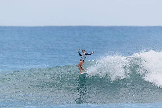 Tully White, Taiwan Open World Longboard Champs. Foto: WSL / Dunbar.