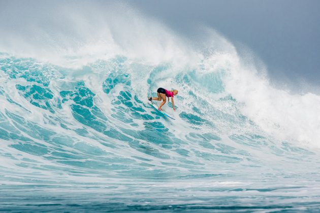 Tatiana Weston-Webb, lululemon Maui Pro. Foto: WSL / Miers.