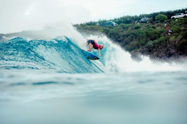 Tatiana Weston-Webb, Maui Pro 2019, Honolua Bay, Havaí. Foto: WSL / Miers.