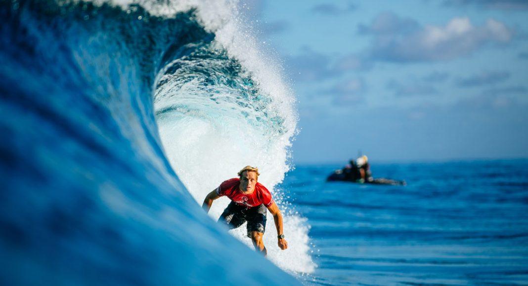 Cody Young, Billabong Pipe Masters 2019, North Shore de Oahu, Havaí. Foto: WSL / Sloane.