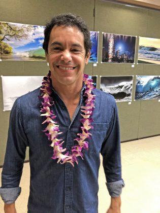 Antônio Ricardo, North Shore Photo Expo 2019, Oahu, Havaí. Foto: Bruno Lemos / Sony Brasil.