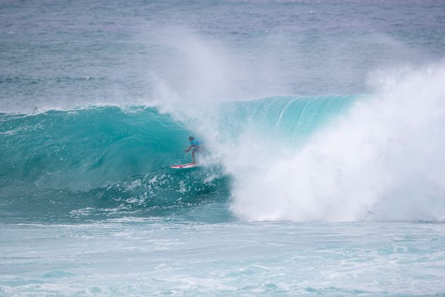 Soli Bailey, Vans World Cup of Surfing, Sunset, North Shore de Oahu, Havaí. Foto: WSL / Heff.