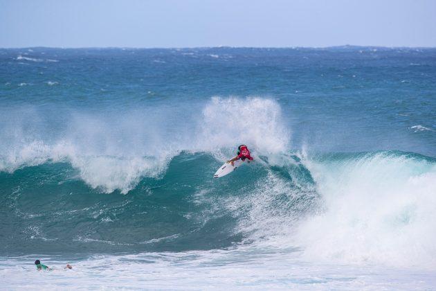 Ryan Callinan, Vans World Cup of Surfing, Sunset, North Shore de Oahu, Havaí. Foto: WSL / Heff.