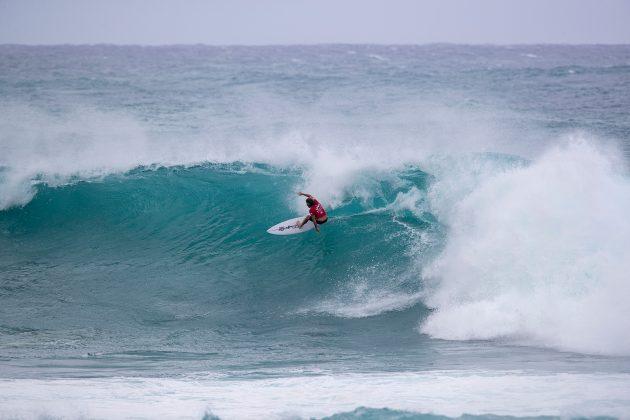 Wade Carmichael, Vans World Cup of Surfing, Sunset, North Shore de Oahu, Havaí. Foto: WSL / Heff.