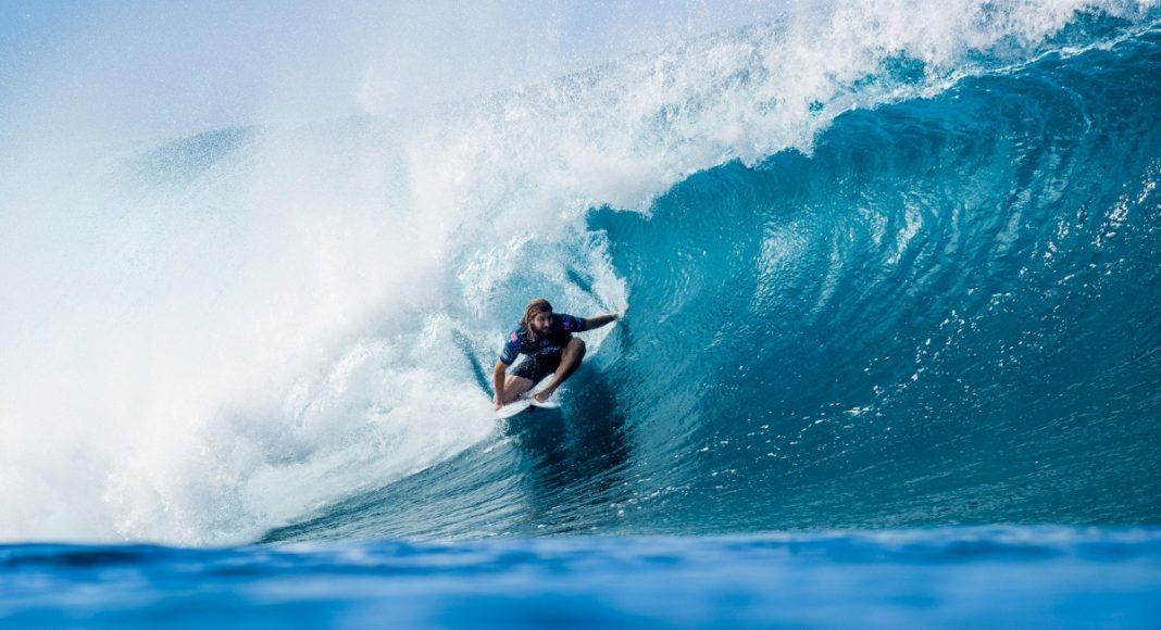 Wade Carmichael, Billabong Pipe Masters 2019, North Shore de Oahu, Havaí. Foto: WSL / Cestari.