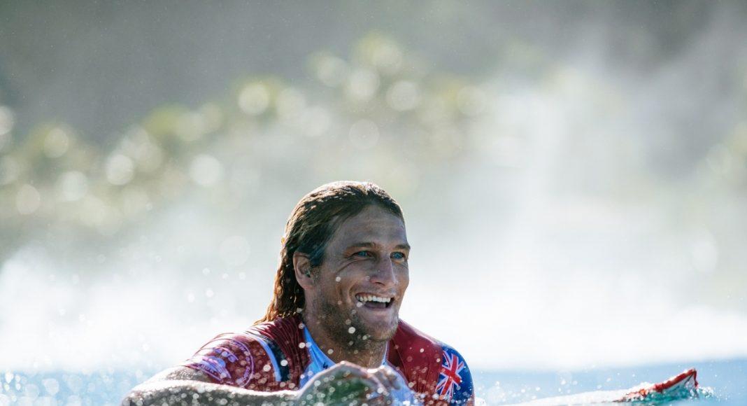 Ricardo Christie, Billabong Pipe Masters 2019, North Shore de Oahu, Havaí. Foto: WSL / Sloane.
