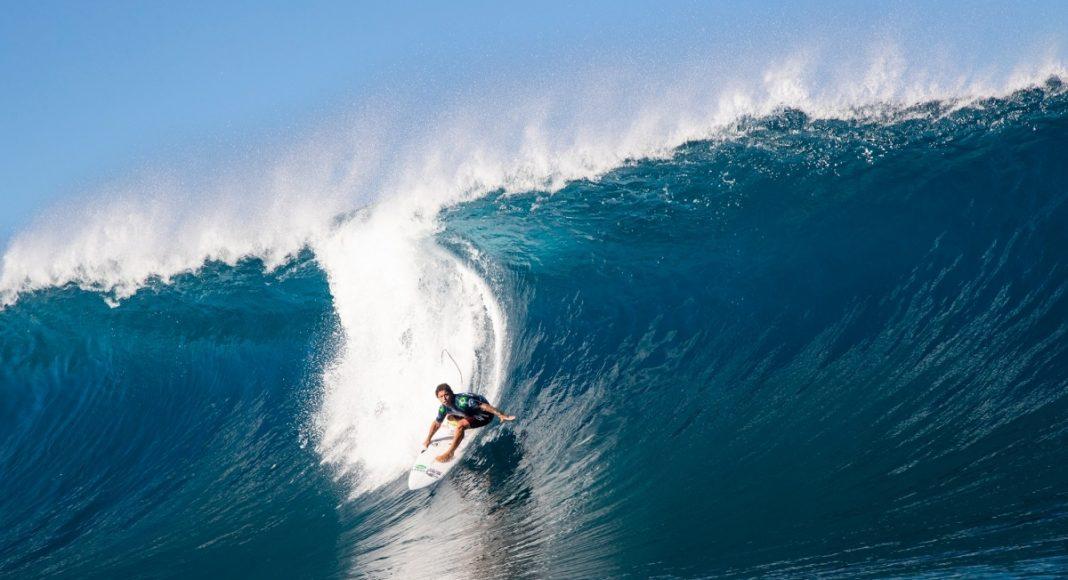 Peterson Crisanto, Billabong Pipe Masters 2019, North Shore de Oahu, Havaí. Foto: WSL / Heff.