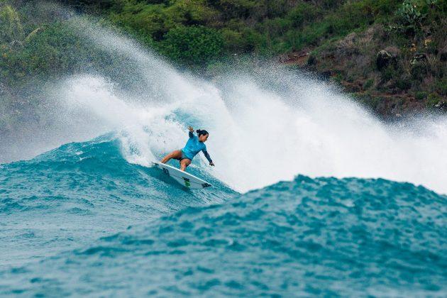 Johanne Defay, lululemon Maui Pro. Foto: WSL / Miers.