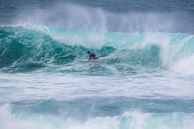 Joan Duru, Vans World Cup of Surfing, Sunset, North Shore de Oahu, Havaí. Foto: WSL / Heff.