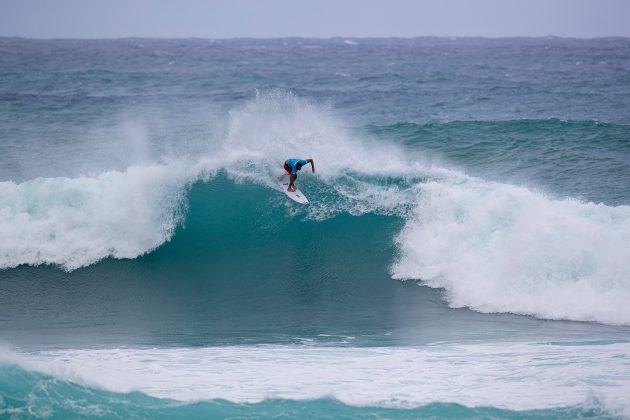 duru_j0452Sunset19heff, Vans World Cup of Surfing, Sunset, North Shore de Oahu, Havaí. Foto: WSL / Heff.