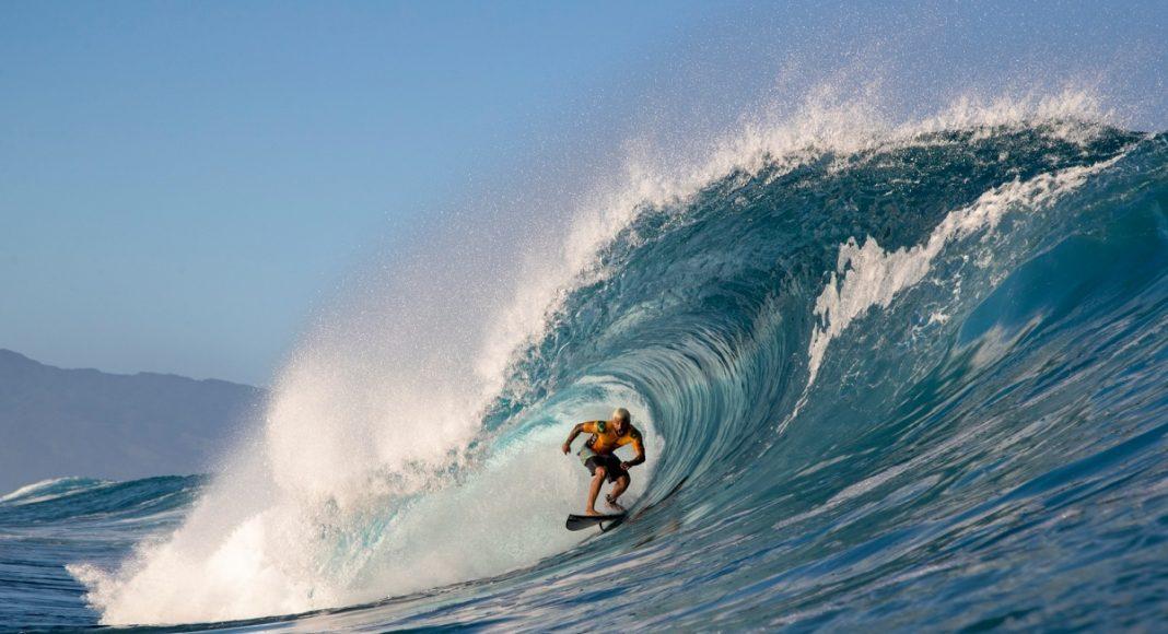 Italo Ferreira, Billabong Pipe Masters 2019, North Shore de Oahu, Havaí. Foto: WSL / Heff.