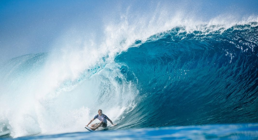 Jack Freestone, Billabong Pipe Masters 2019, North Shore de Oahu, Havaí. Foto: WSL / Sloane.