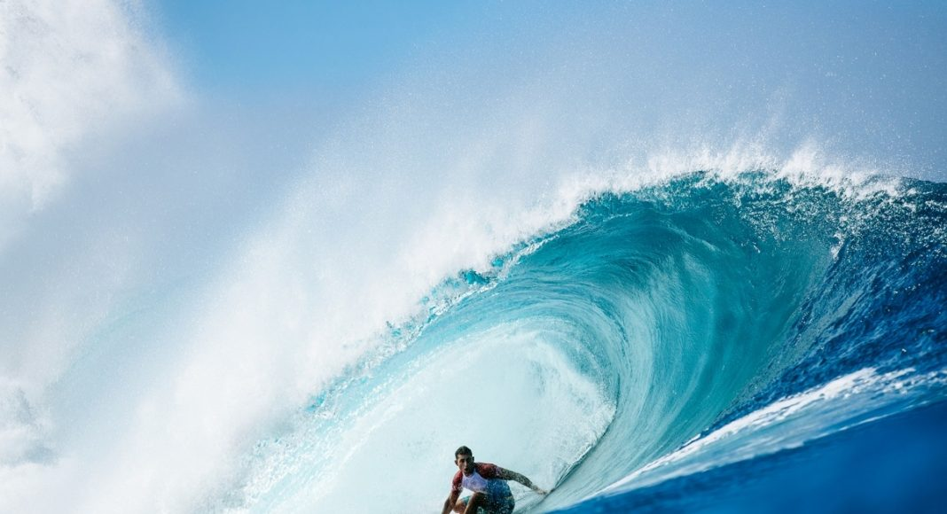 Billy Kemper, Billabong Pipe Masters 2019, North Shore de Oahu, Havaí. Foto: WSL / Sloane.