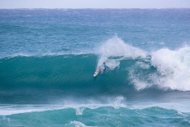 Ezekiel Lau, Vans World Cup of Surfing, Sunset, North Shore de Oahu, Havaí. Foto: WSL / Heff.