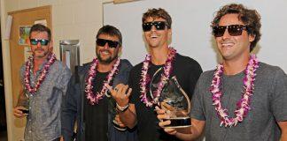 Confraternização no Havaí