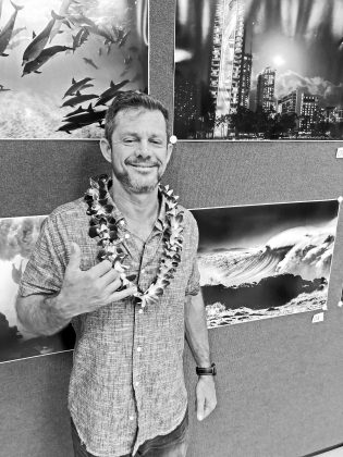 Leonardo Dale, North Shore Photo Expo 2019, Oahu, Havaí. Foto: Bruno Lemos / Sony Brasil.