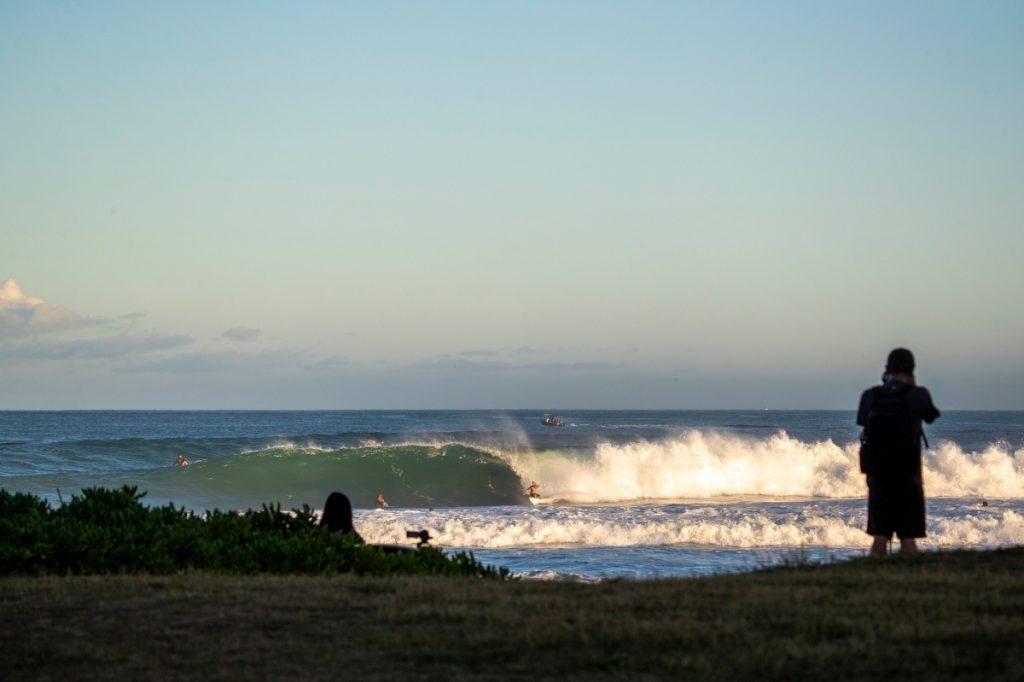 Tradicional palco da Triple Crown, Haleiwa agora também vale pelo Challenger Series no North Shore de Oahu, Havaí.