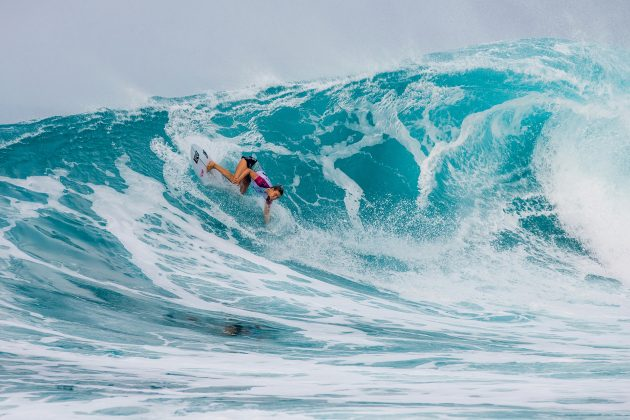 Bronte Macaulay, lululemon Maui Pro. Foto: WSL / Miers.