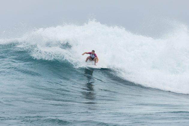 Summer Macedo, lululemon Maui Pro. Foto: WSL / Cestari.