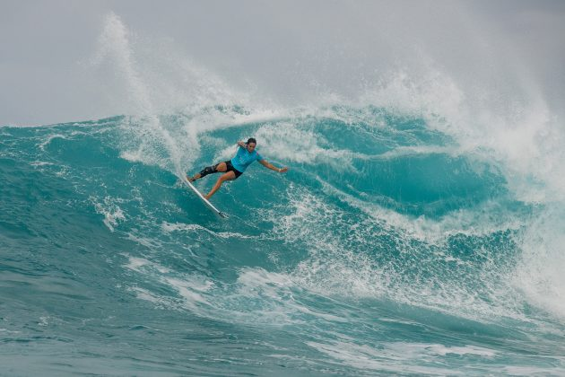 Malia Manuel, lululemon Maui Pro. Foto: WSL / Miers.