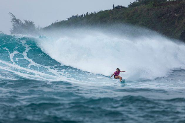 Caroline Marks, lululemon Maui Pro. Foto: WSL / Cestari.