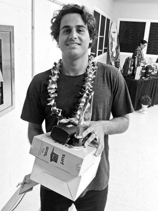 Mateus Werneck, North Shore Photo Expo 2019, Oahu, Havaí. Foto: Bruno Lemos / Sony Brasil.