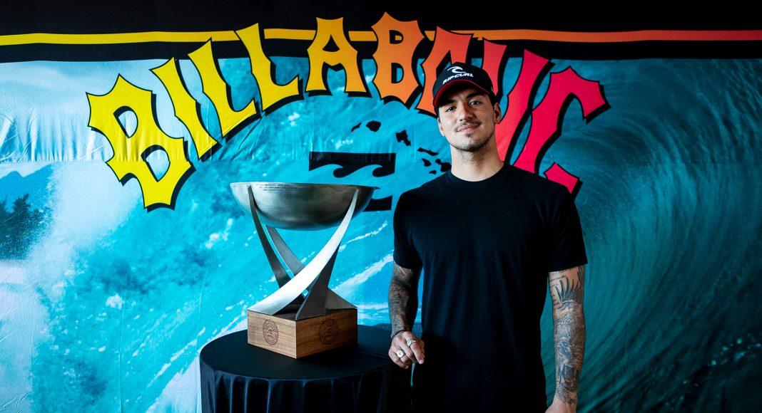 Gabriel Medina, Billabong Pipe Masters 2019, North Shore de Oahu, Havaí. Foto: WSL / Cestari.