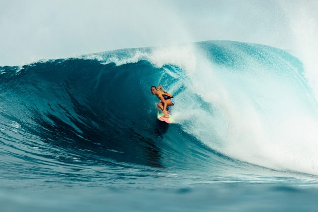 Carissa Moore, Maui Pro 2019, Honolua Bay, Havaí. Foto: WSL / Miers.