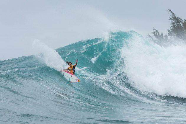 Carissa Moore, lululemon Maui Pro. Foto: WSL / Cestari.