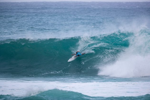 Connor O'Leary, Vans World Cup of Surfing, Sunset, North Shore de Oahu, Havaí. Foto: WSL / Heff.