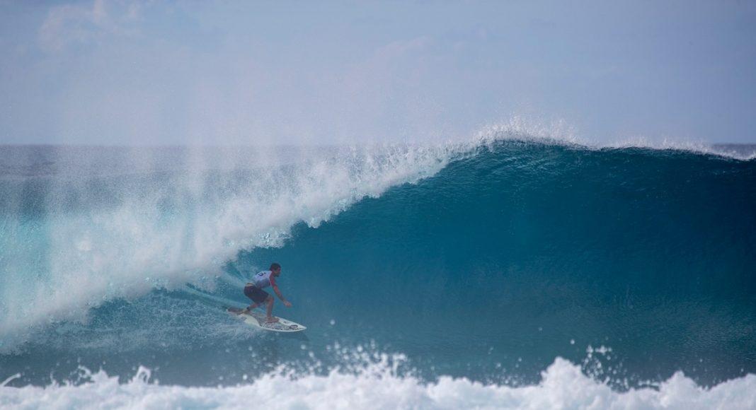 Deivid Silva, Billabong Pipe Masters 2019, North Shore de Oahu, Havaí. Foto: WSL / Heff.