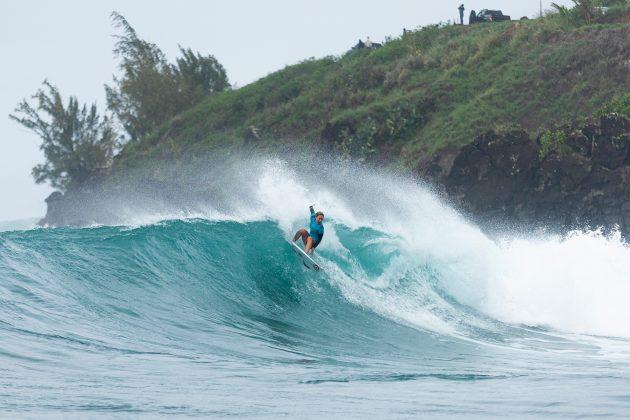 Nikki Van Dijk, lululemon Maui Pro. Foto: WSL / Cestari.