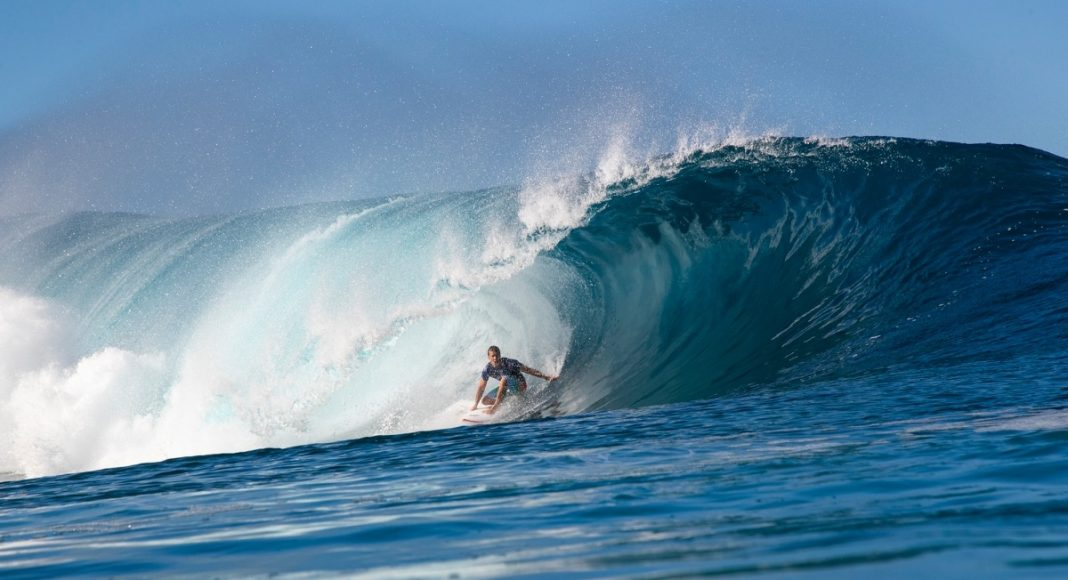 Julian Wilson, Billabong Pipe Masters 2019, North Shore de Oahu, Havaí. Foto: WSL / Heff.