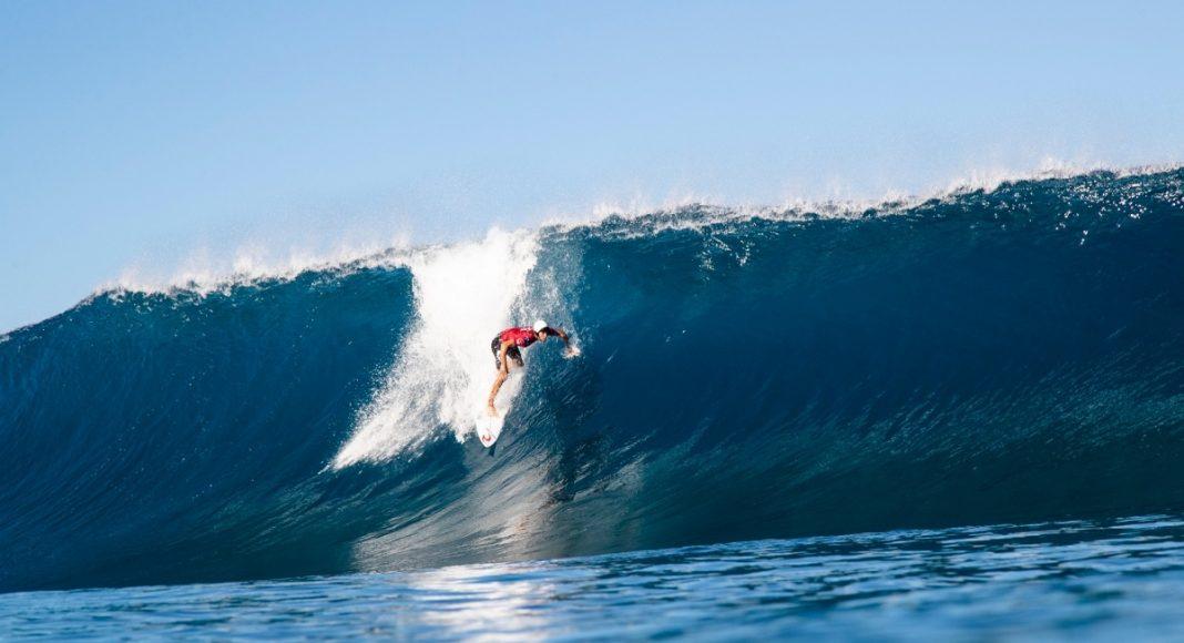Owen Wright, Billabong Pipe Masters 2019, North Shore de Oahu, Havaí. Foto: WSL / Heff.