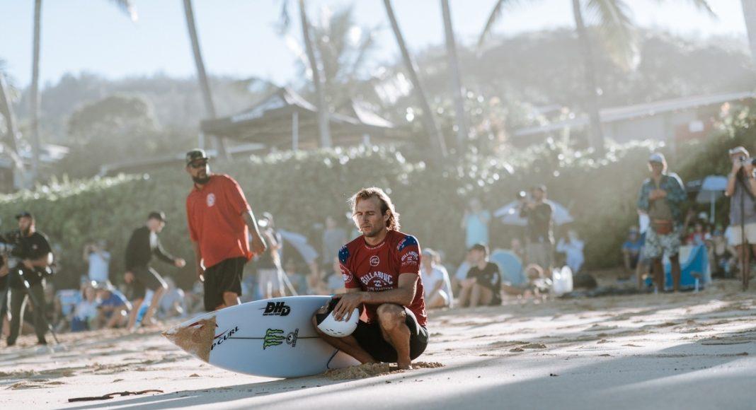 Owen Wright, Billabong Pipe Masters 2019, North Shore de Oahu, Havaí. Foto: WSL / Sloane.