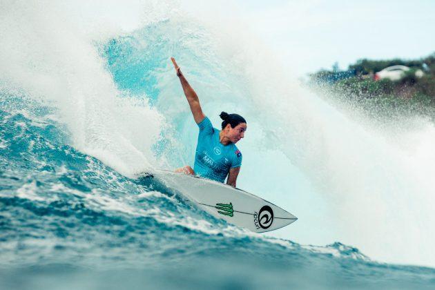 Tyler Wright, Maui Pro 2019, Honolua Bay, Havaí. Foto: WSL / Miers.