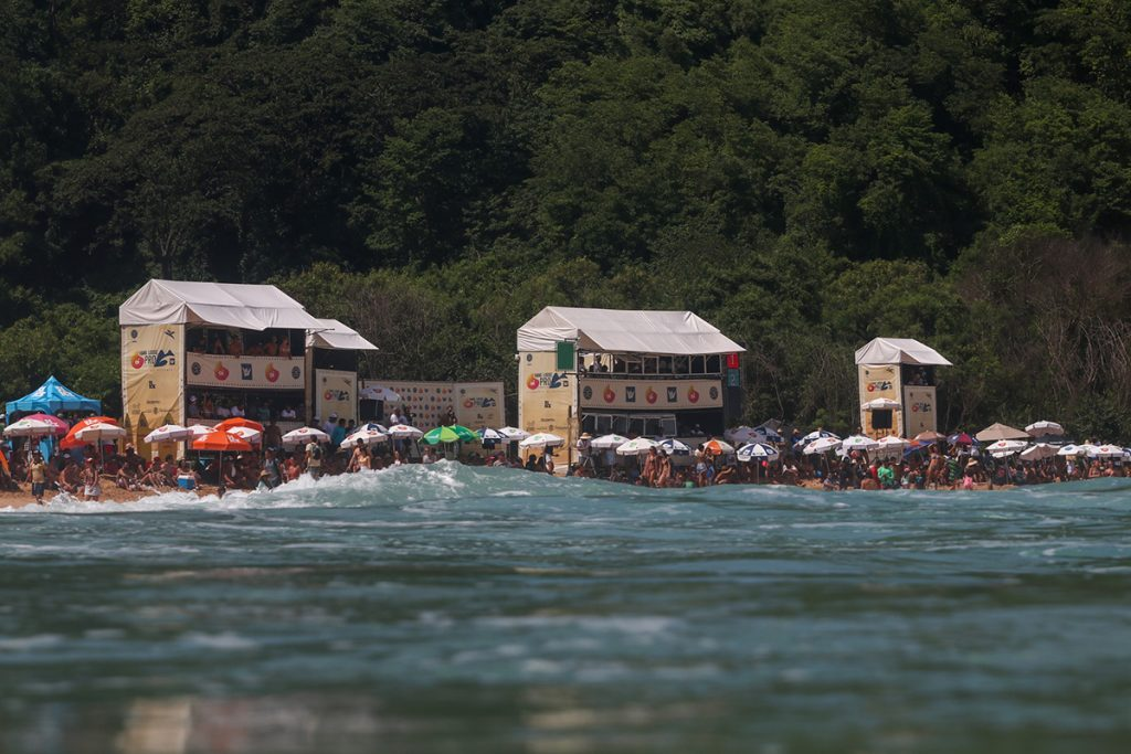 Hang Loose Pro Contest é um dos eventos mais tradicionais do surfe brasileiro.