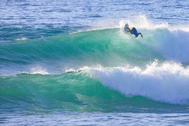 Alonso Correa (PER), Pro Taghazout Bay, Marrocos. Foto: WSL / Masurel.