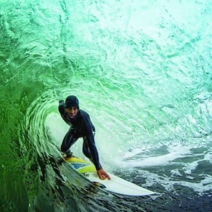 André Gioranelli, Santa Cruz, Califórnia (EUA). Foto: Dave Nelson.