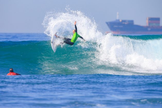 Charly Martin (FRA), Pro Taghazout Bay, Marrocos. Foto: WSL / Masurel.