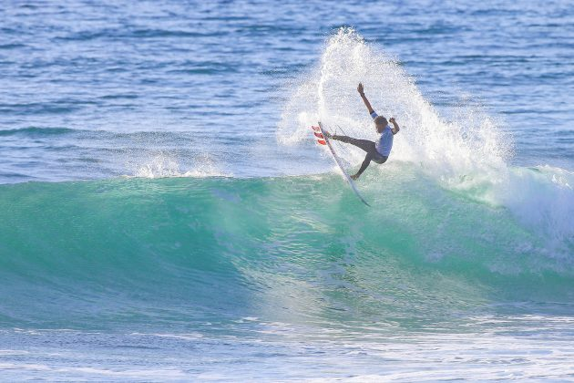 Charly Quivront (FRA), Pro Taghazout Bay, Marrocos. Foto: WSL / Masurel.