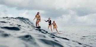 Garotas exploram Fiji