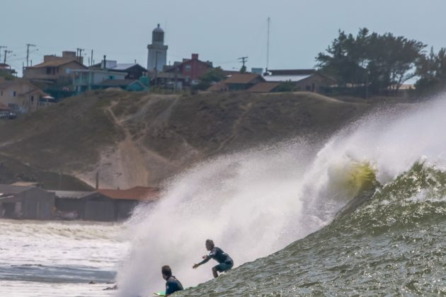 Fabio Gouveia, Praia do Cardoso, Farol de Santa Marta (SC). Foto: Francisco Oliveira.